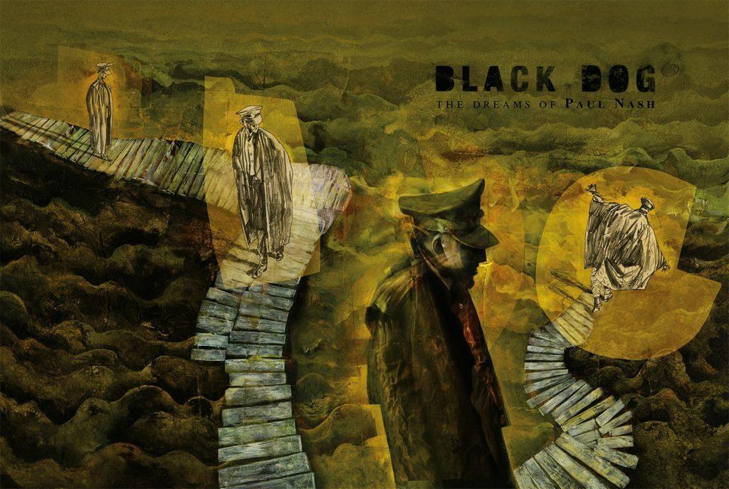 Review (HQ) | Black Dog, Os Sonhos de Paul Nash