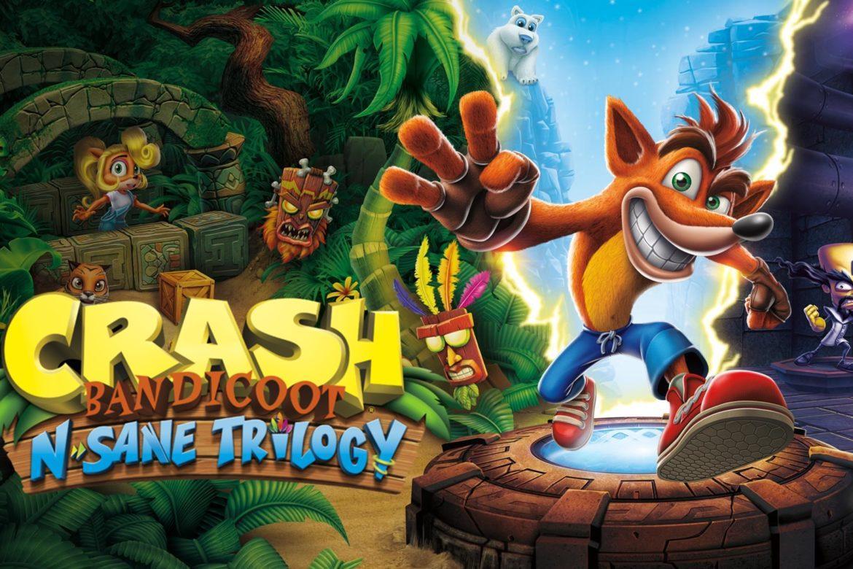 Review | Crash Bandicoot N' Sane Trilogy