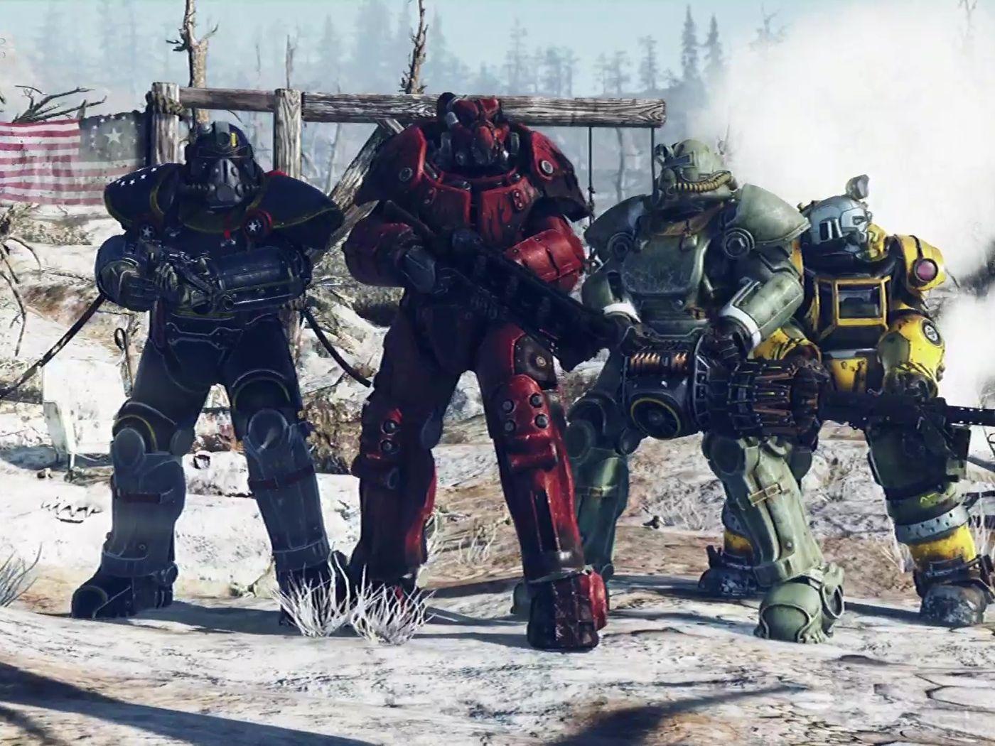 Fallout 76   Bethesda diz que tem medo do jogo como multiplayer