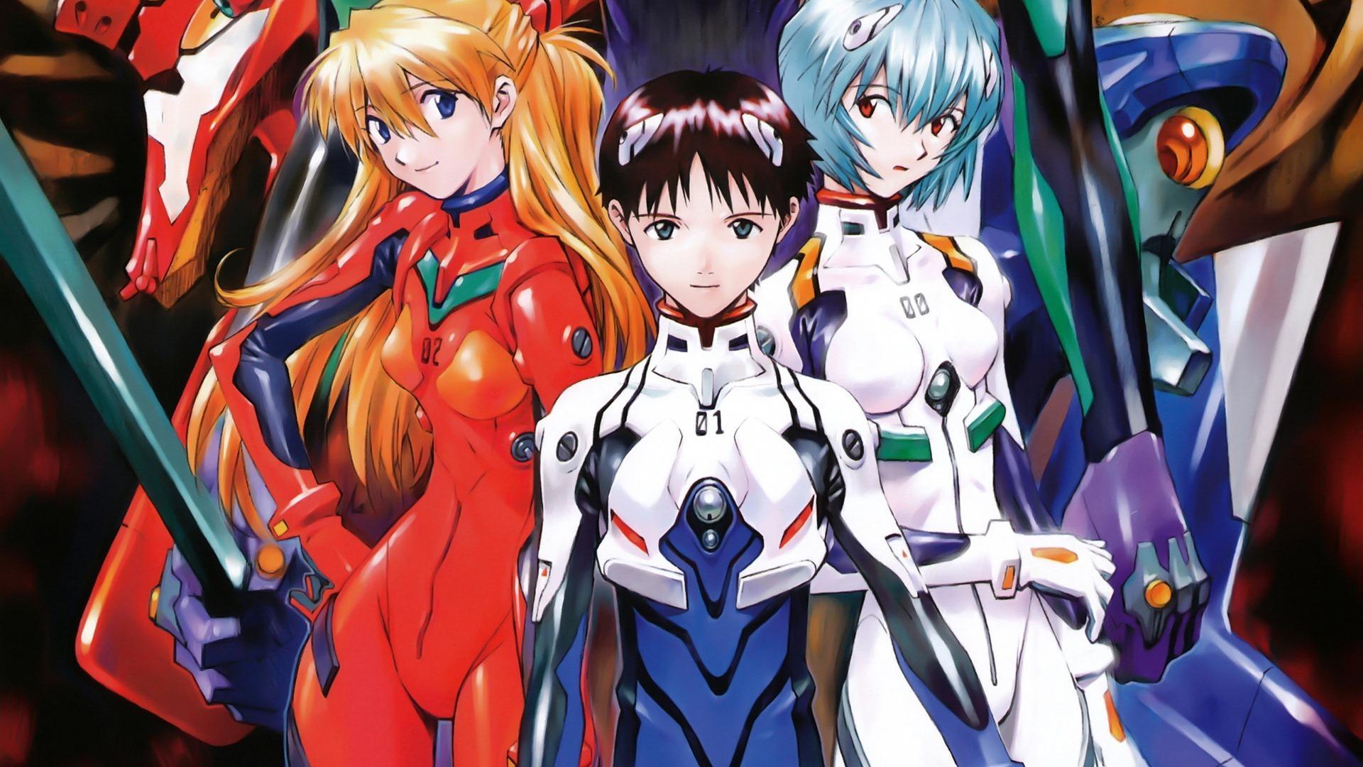 Neon Genesis Evangelion | Anime entrará no catálogo da Netflix em ...