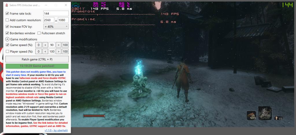 Sekiro: Shadows Die Twice   Recebe mod que adiciona modo