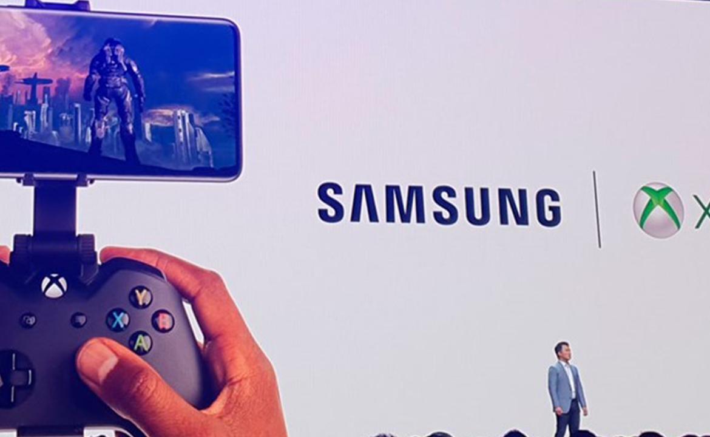 Samsung e Xbox