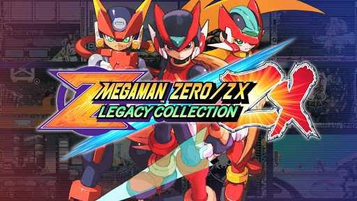 Mega Man Zero e ZX Legacy Collection