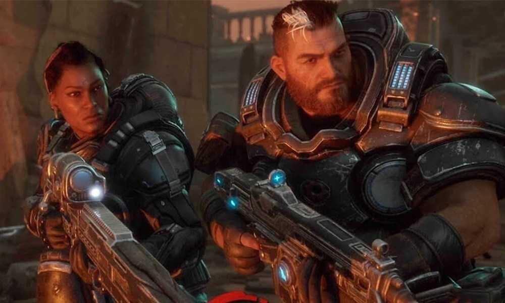 Gears Tactics Gears 5