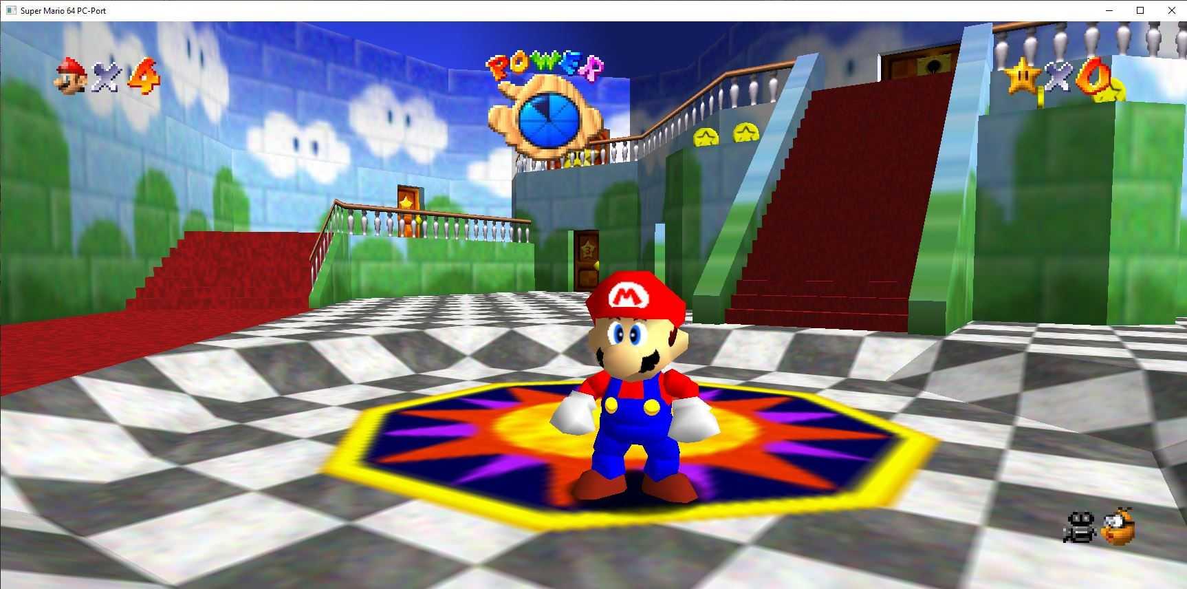 Nintendo entra com ação contra a versão de PC de Super Mario 64 ...