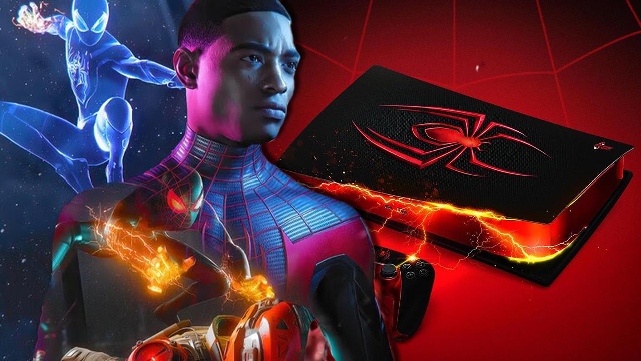 Playstation 5 spider man