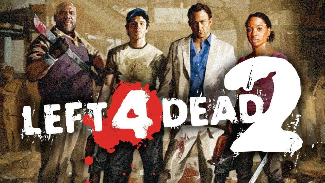 Lwft 4 dead 2