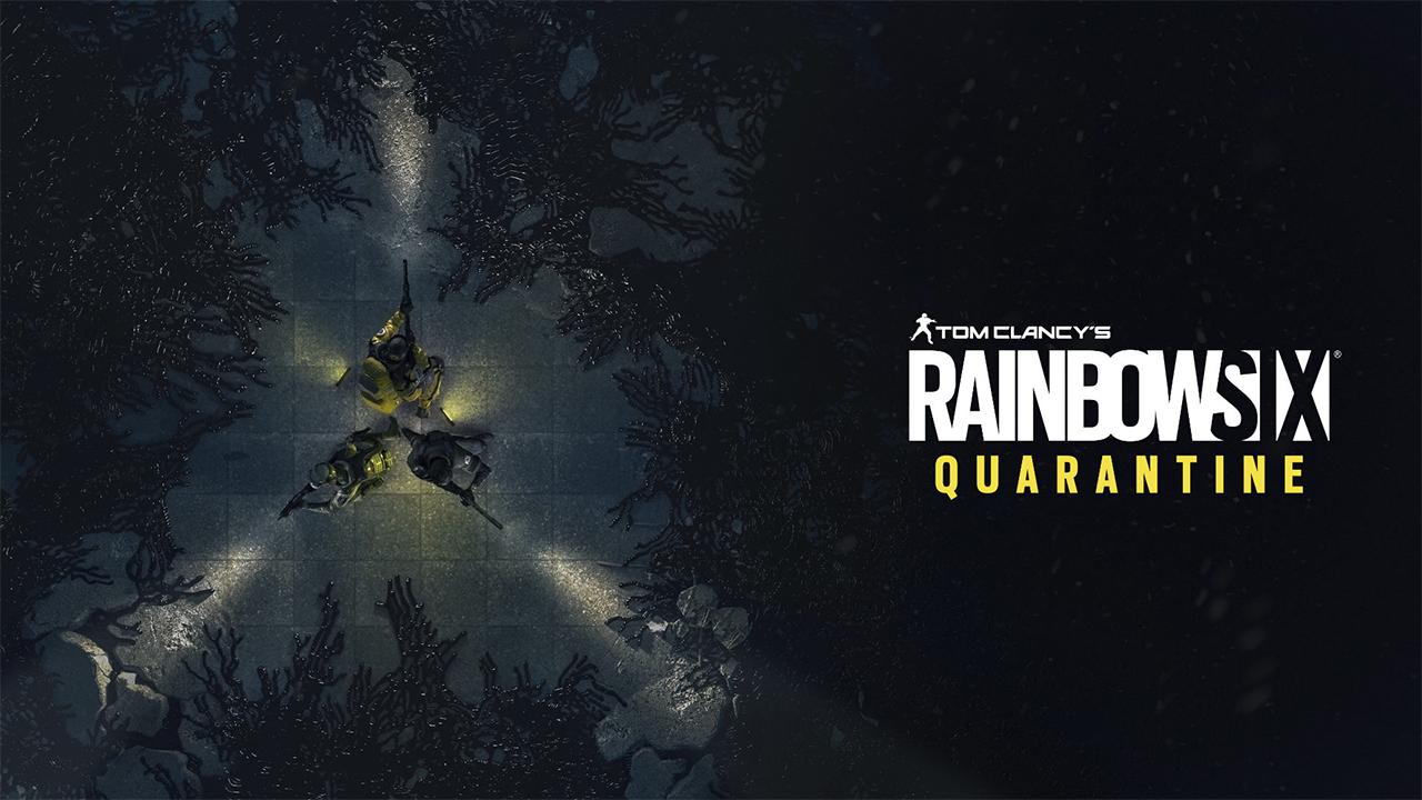 Rainbow Six Quarentine