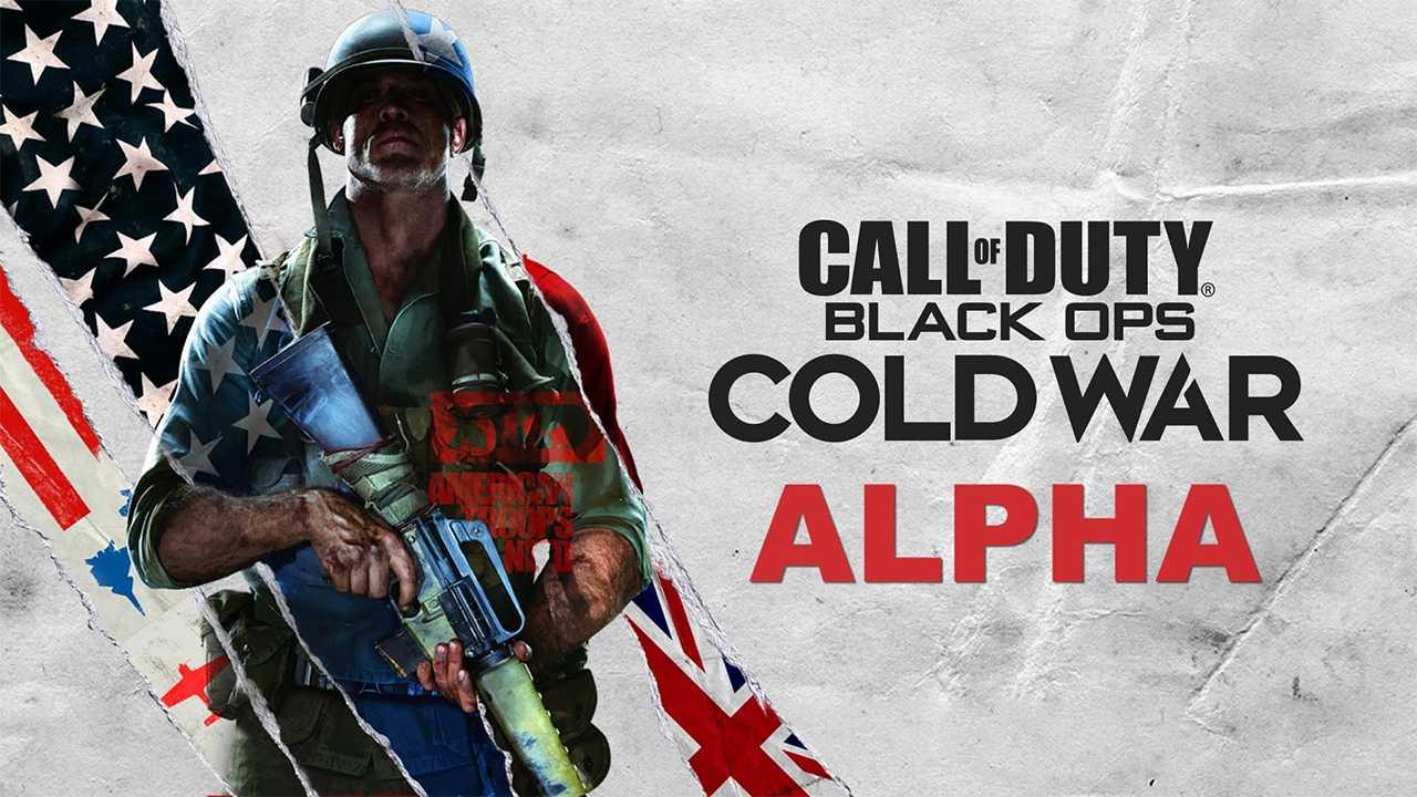 Black Ops Cold War   Alpha aberta é anunciada; confira datas e como jogar