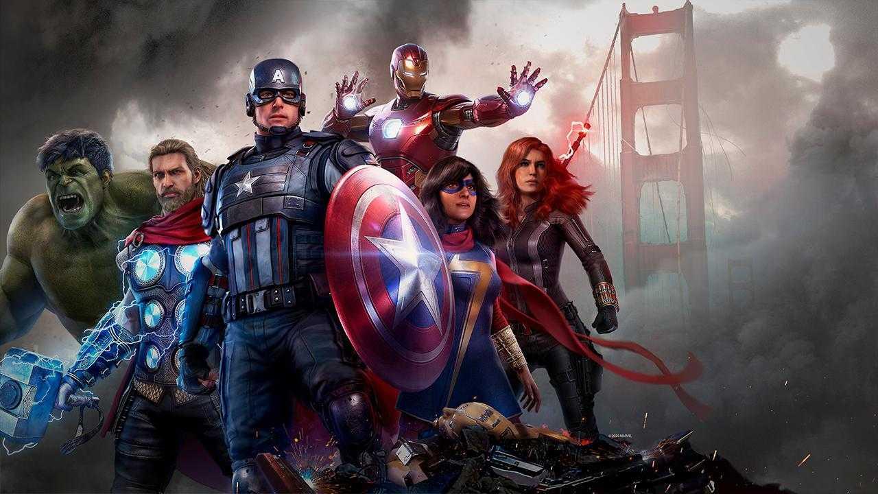Marvel's Avevengers