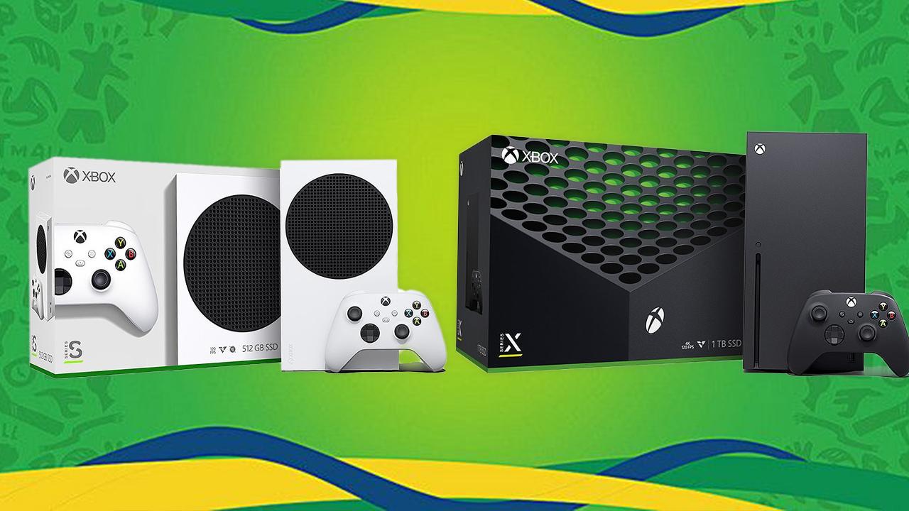 Compre o Xbox Series X e Series S em 12x sem juros e frete grátis, confira aqui