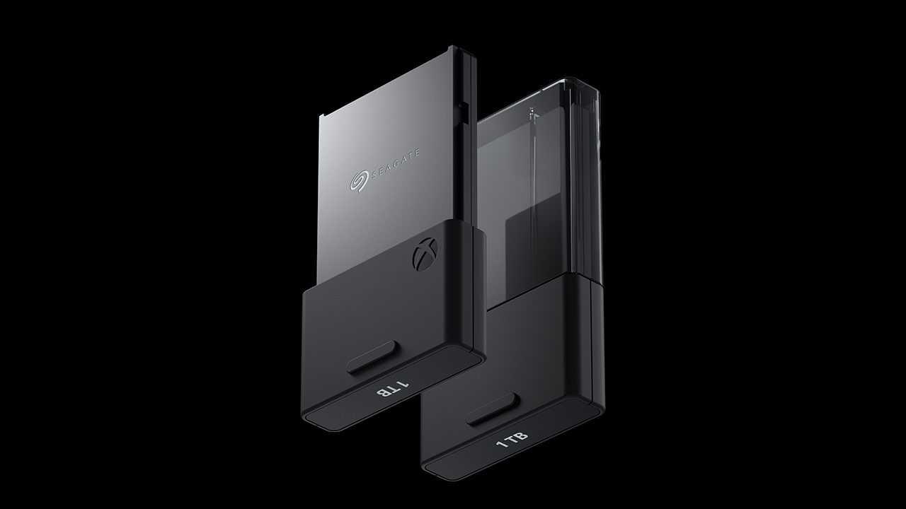 SSD da linha Xbox Series