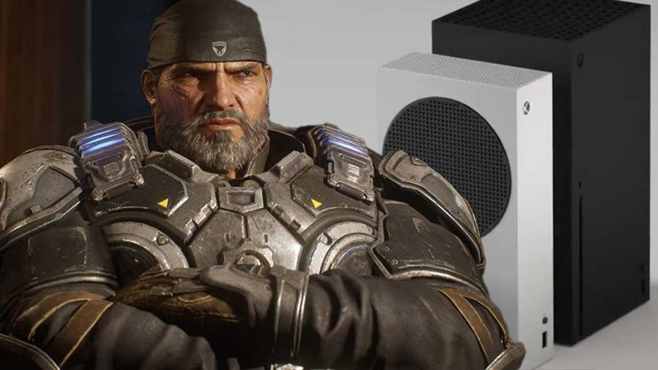 Confira Gears 5 rodando a 120 FPS no Xbox Series S