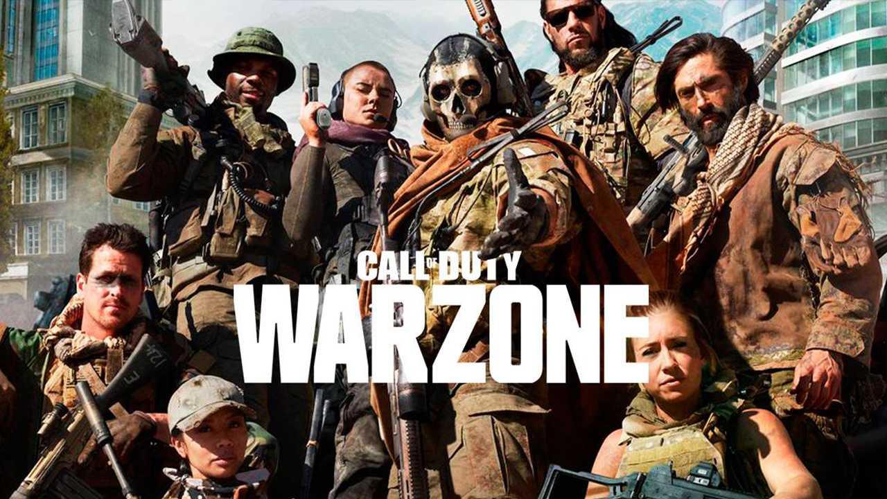 Confira a primeira imagem do novo mapa do Warzone