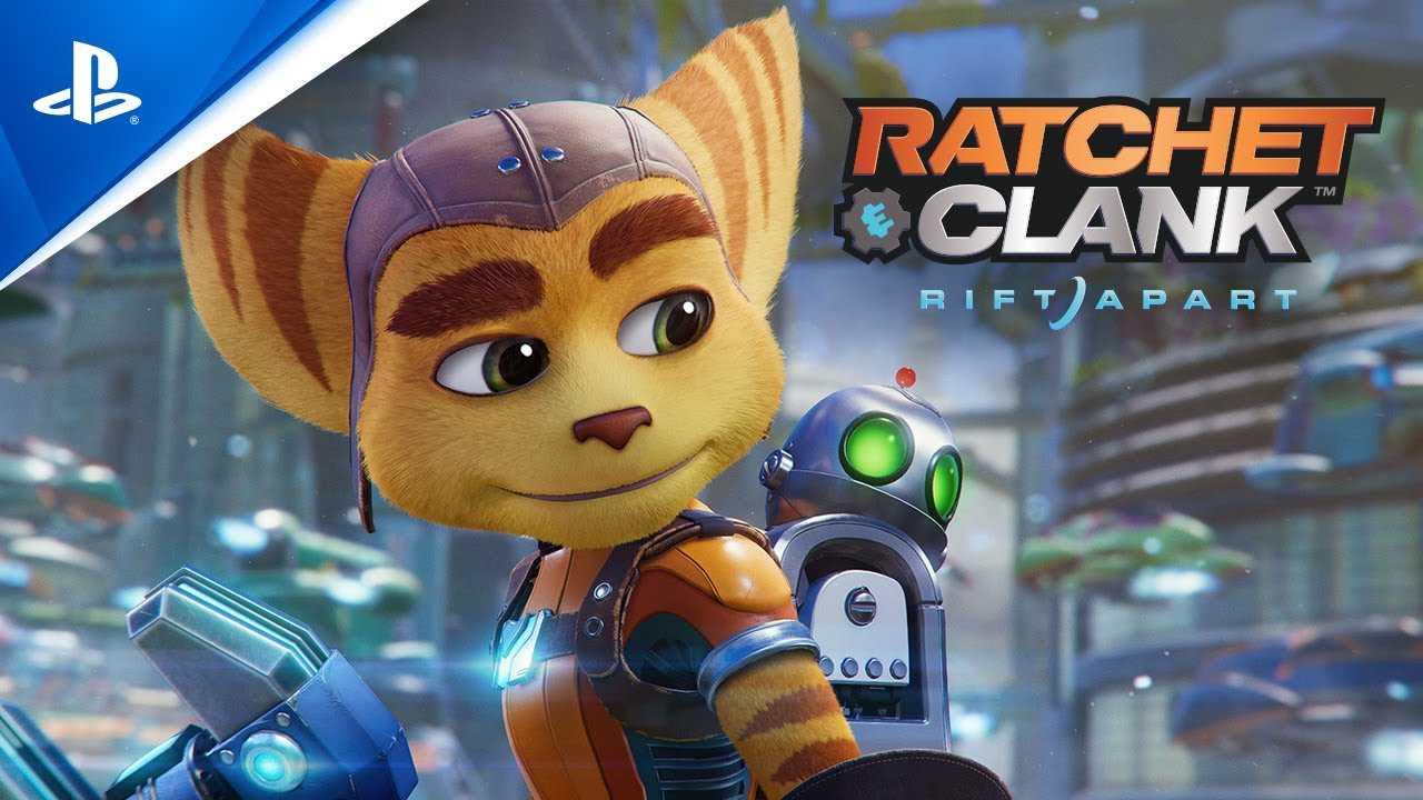 Resultado de imagem para Ratchet & Clank: Rift Apart ps5 capa